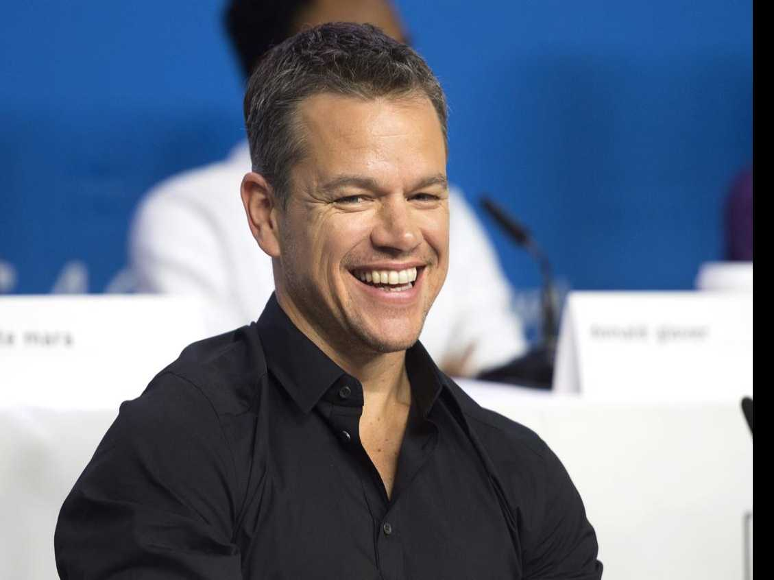 Spokeswoman: Matt Damon Not Moving to Australia with Family