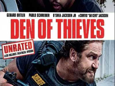 Review :: Den Of Thieves