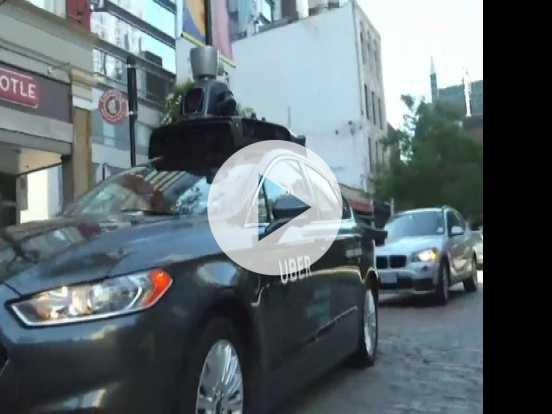 Death Brings Calls for Self-Driving Car Rules
