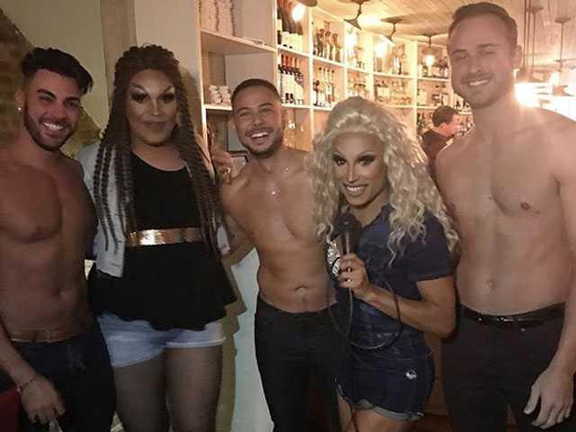 Latin Flair and Drag Divas at La Pulperia