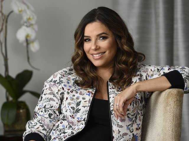 Eva Longoria Launches Clothing Line on HSN