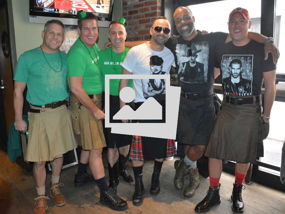 Kiss Me I'm Irish & Gay @ Ubar in Philly :: March 17, 2018