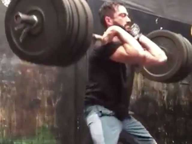 Watch: 'Sense8' Actor's Workout Vid Will Leave You Speechless