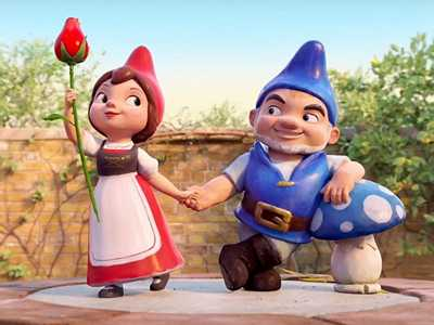 Review :: Sherlock Gnomes