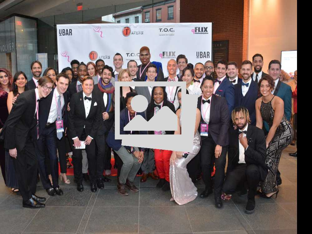Qflix Opening Night Gala @ The Kimmel Center :: March 19, 2018