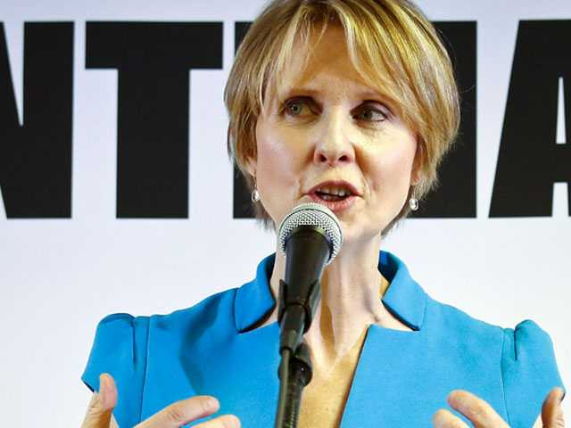 Cynthia Nixon's Entry into NY Gov's Race Put Gay Rights in Spotlight
