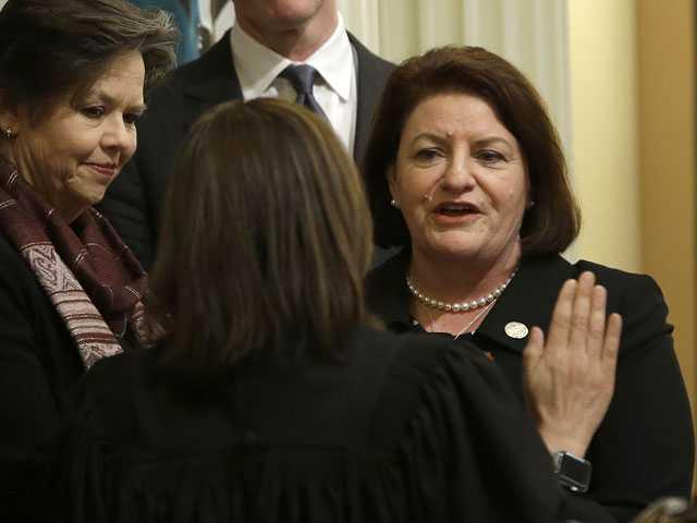First Woman, LGBT Lawmaker to Lead California Senate