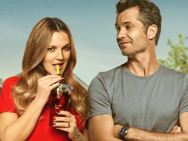 Drew Barrymore Adjusts to the New Normal on 'Santa Clarita Diet' Season 2