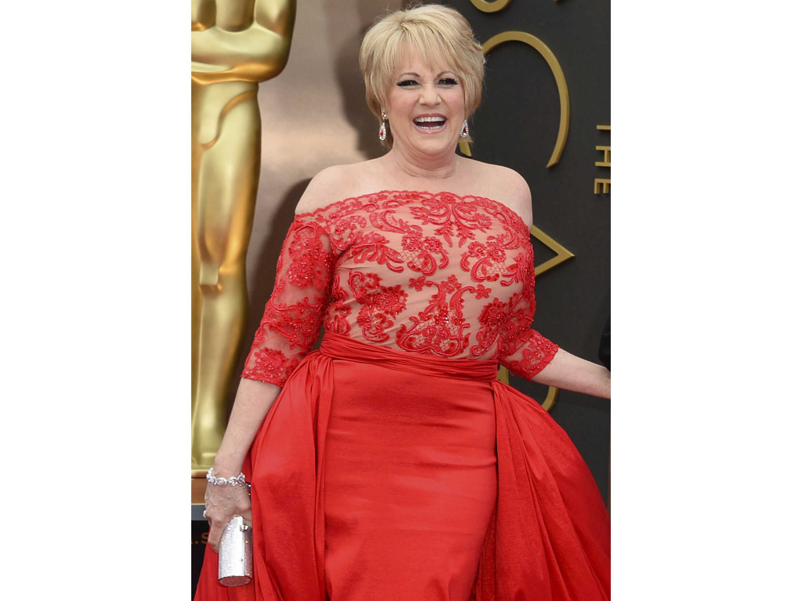 Rep: Lorna Luft has Successful Brain Surgery for Tumor
