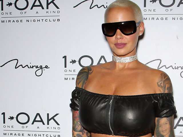 Amber Rose Claps Back at Trolls Who Called Her Son Gay for Listening to Taylor Swift