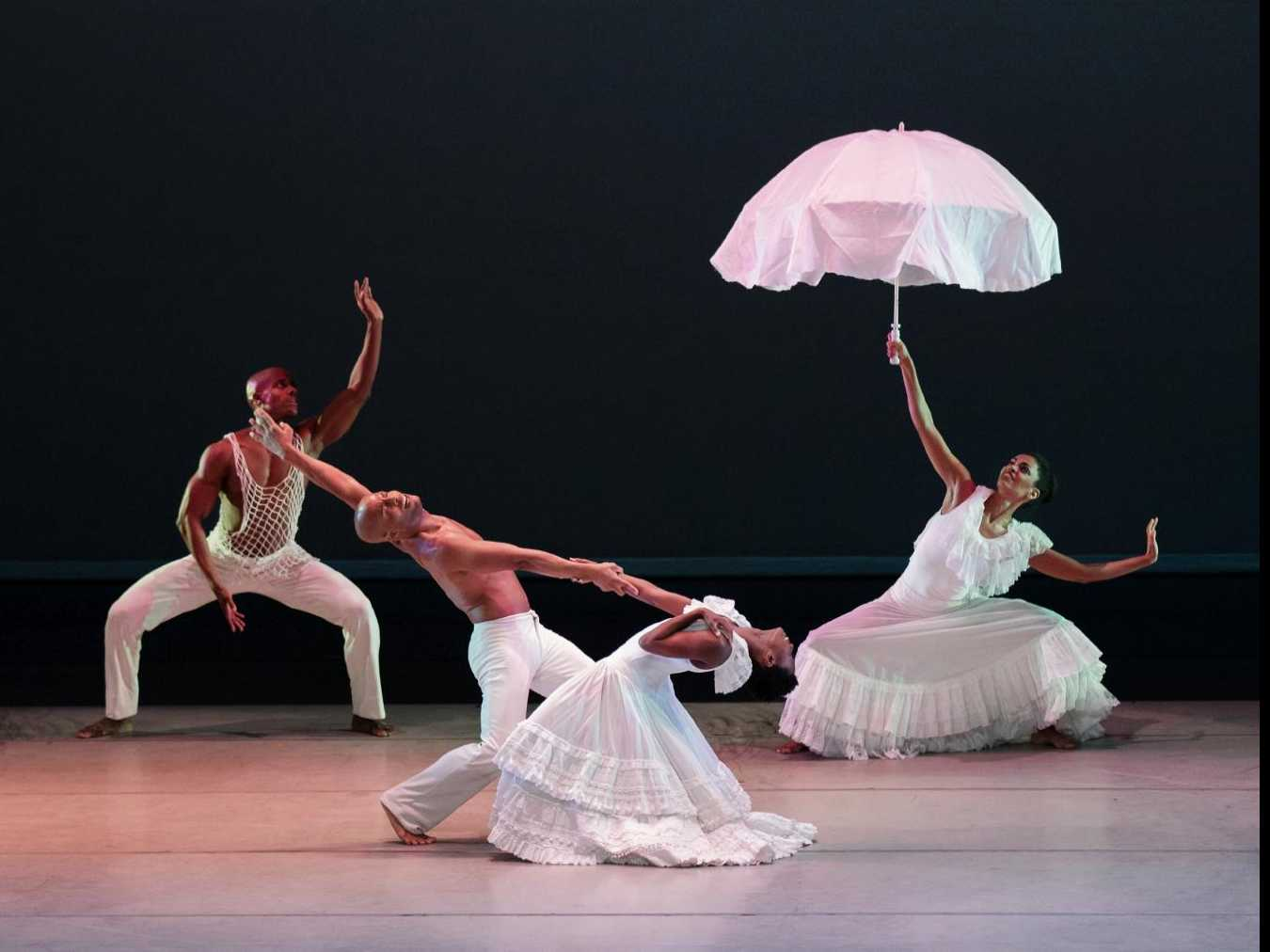 Review :: Alvin Ailey American Dance Theater