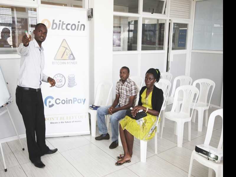 Africa's Young Professionals Embracing 'Gospel of Bitcoin'