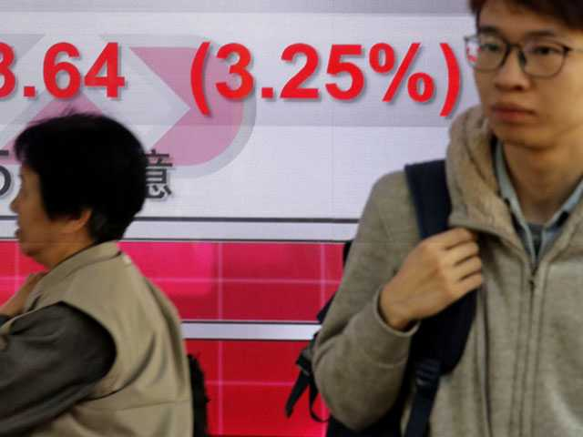 World Markets Roiled by Fears of U.S.-China Trade War