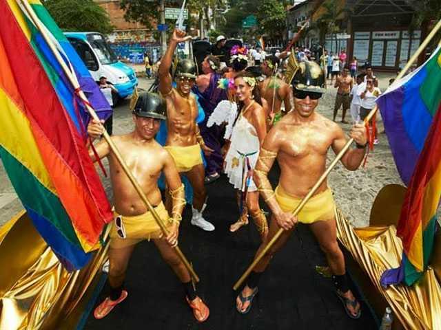 First Look: Vallarta Pride 2018