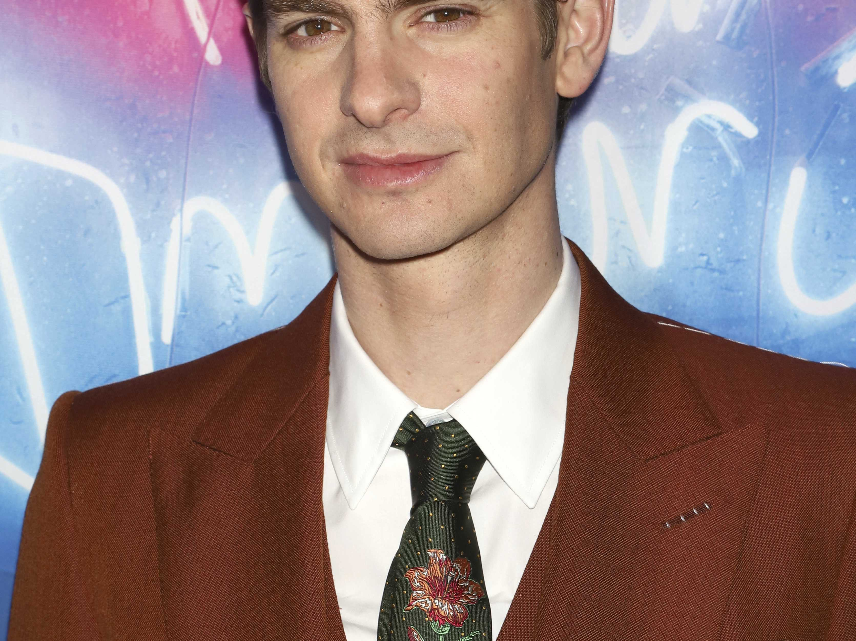 Andrew Garfield on Why 'Angels in America' Still Resonates
