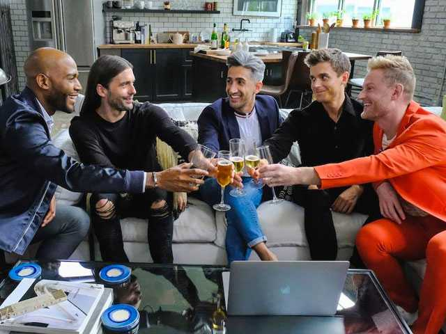 Netflix Renews 'Queer Eye' for a Second Season