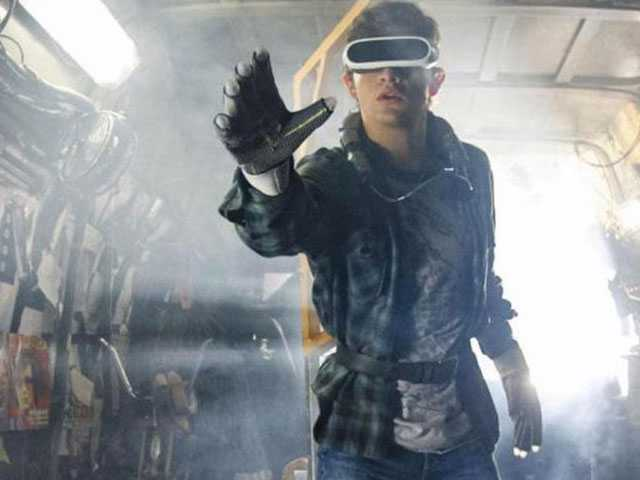'Ready Player One' Takes Spielberg Back and to the Future