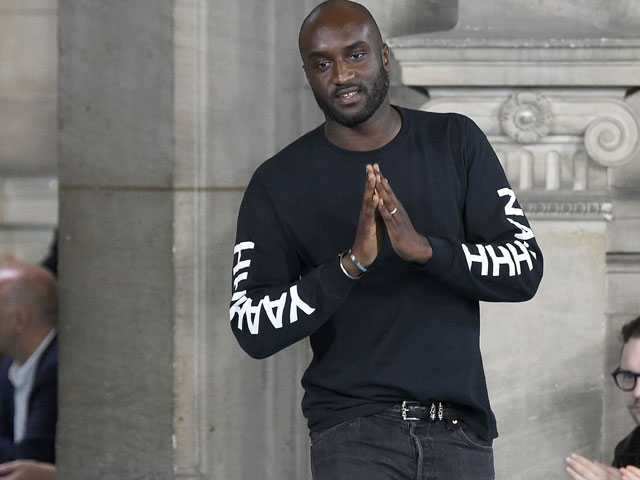 Virgil Abloh Named Louis Vuitton's Menswear Designer