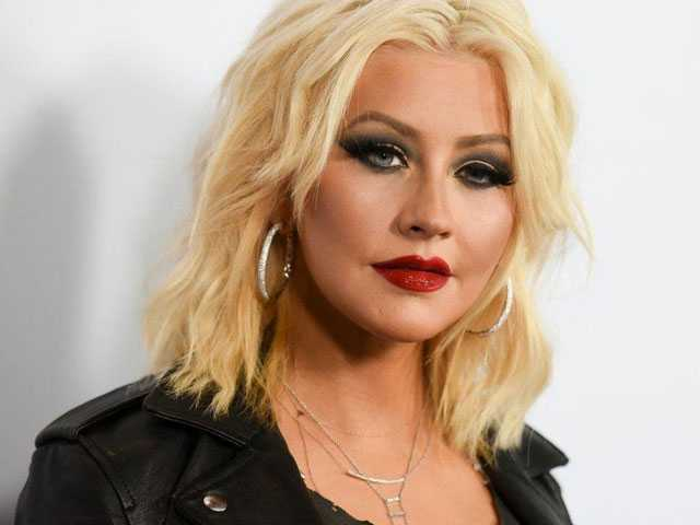 PopUps: You Won't Recognize Christina Aguilera on the Cover of Paper Magazine