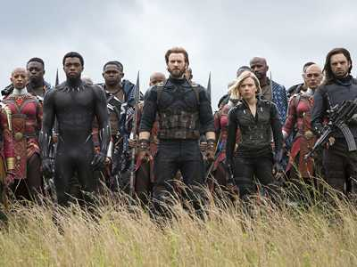 Review :: Avengers: Infinity War