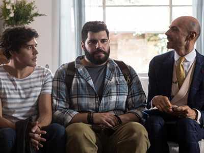 Review :: My Big Gay Italian Wedding