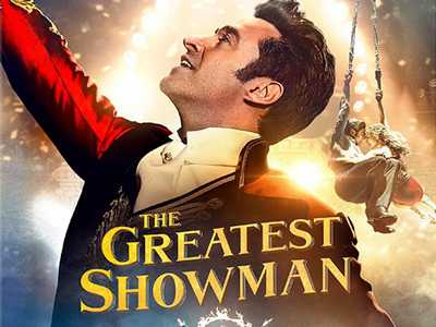 Review :: The Greatest Showman