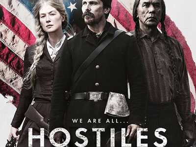 Review :: Hostiles