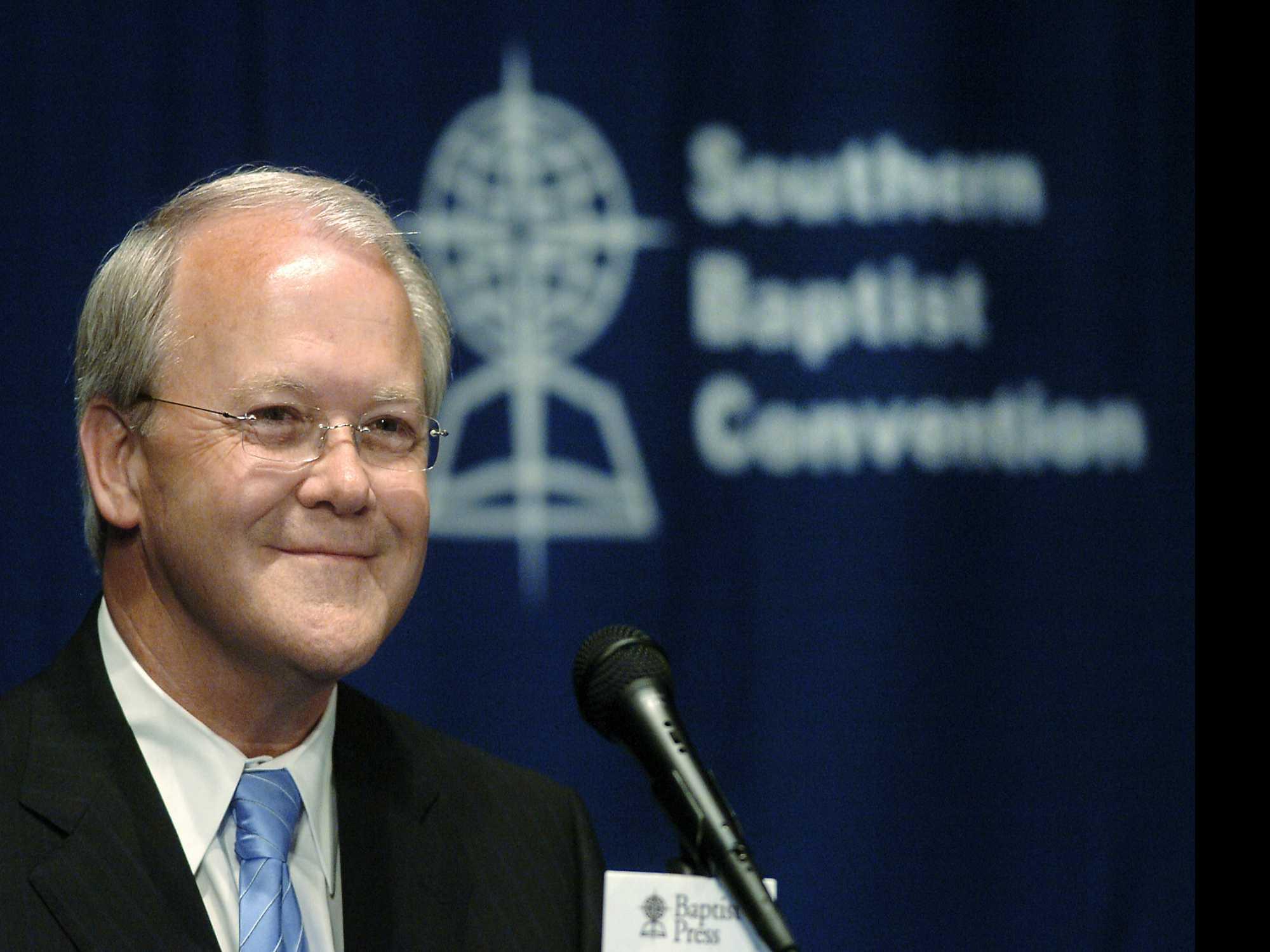 Southern Baptist Leader Resigns After 'Relationship'