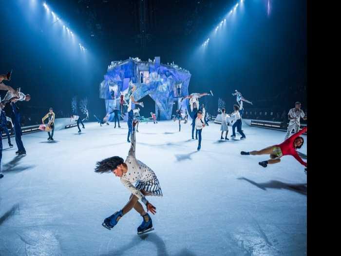 Review :: Crystal (Cirque do Soleil)