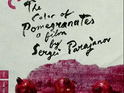 Review :: The Color of Pomegranates