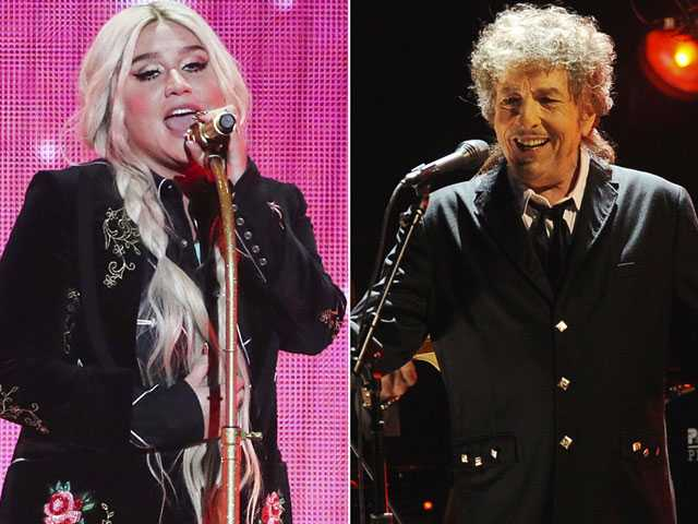 Bob Dylan, Kesha Change Pronouns in Songs to Honor LGBTQ Couples