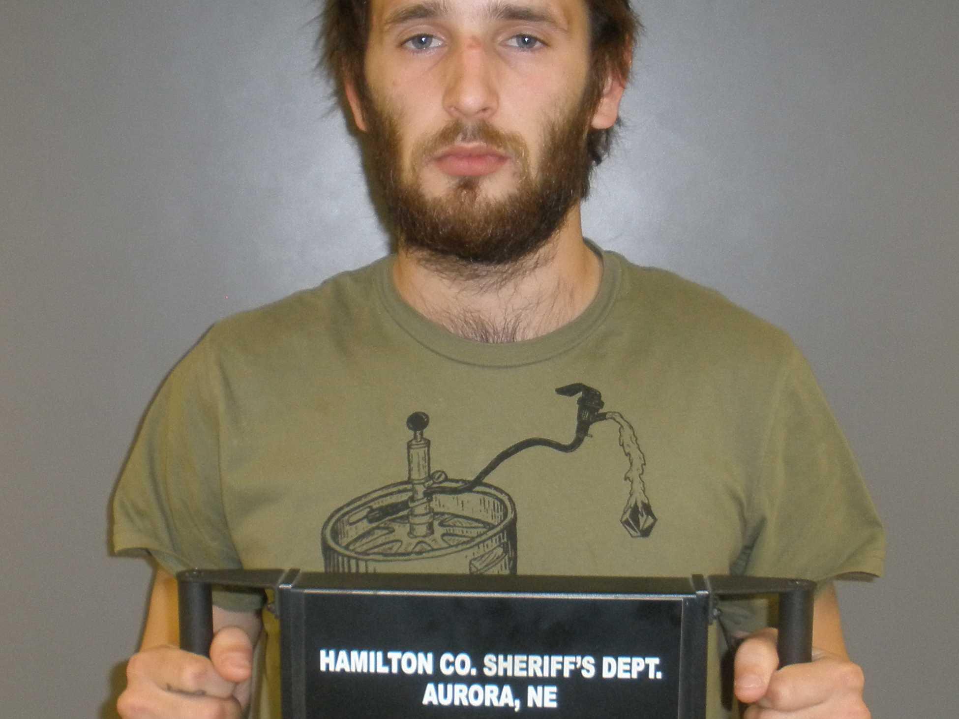 Son of Sean Penn and Robin Wright Arrested in Nebraska