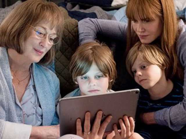 PopUps: Get Your First Look at Meryl Streep (& Her Wig) in 'Big Little Lies'
