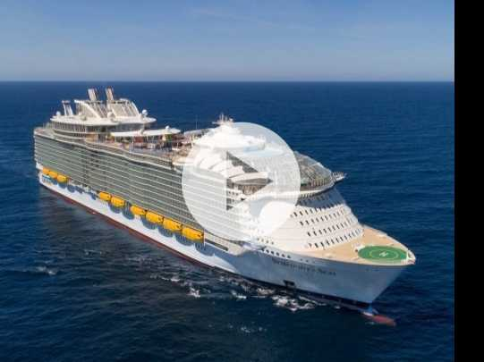 First Look: Royal Caribbean's Symphony of the Seas