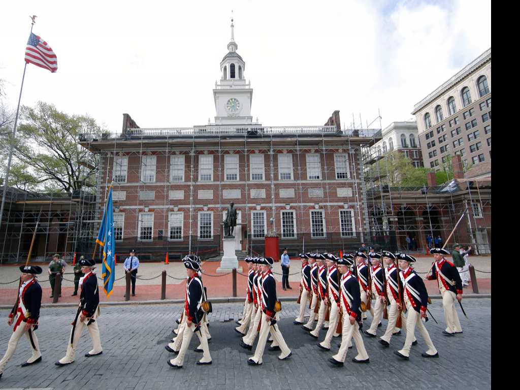 American Revolution Museum Winning Battle for Tourists