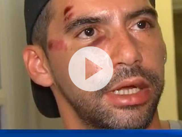 Watch: Police Search for Men Who Allegedly Attacked Gay Couple After Miami Beach Pride