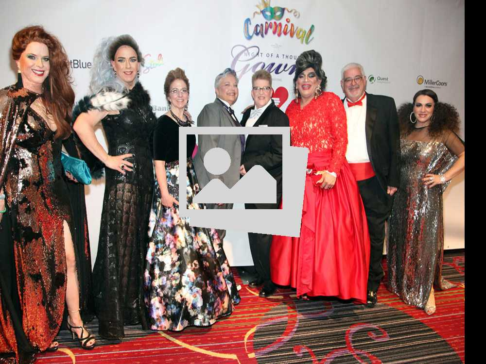 Night Of 1000 Gown @ The Marriott Marquis New York :: April 7, 2018