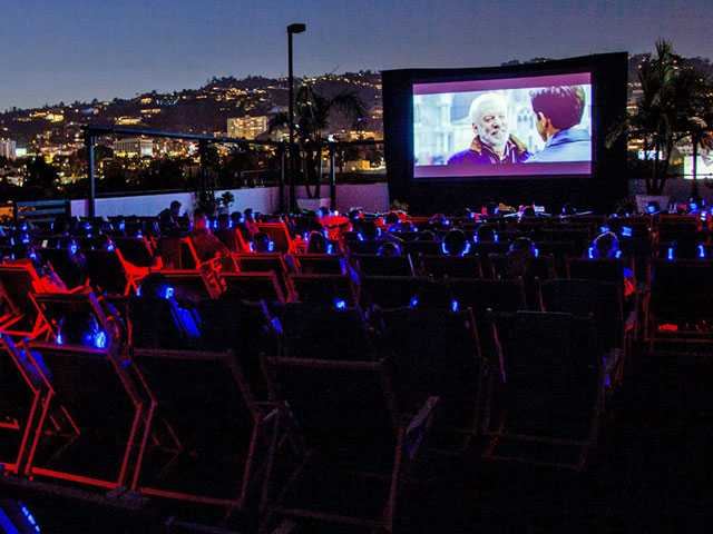 L.A.'s Outdoor Movie Scene: Bigger and Better in 2018