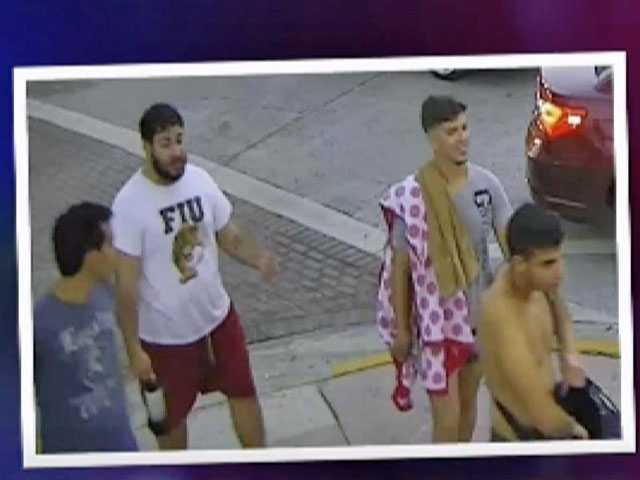 Suspected Attackers After Gay Pride Parade Surrender