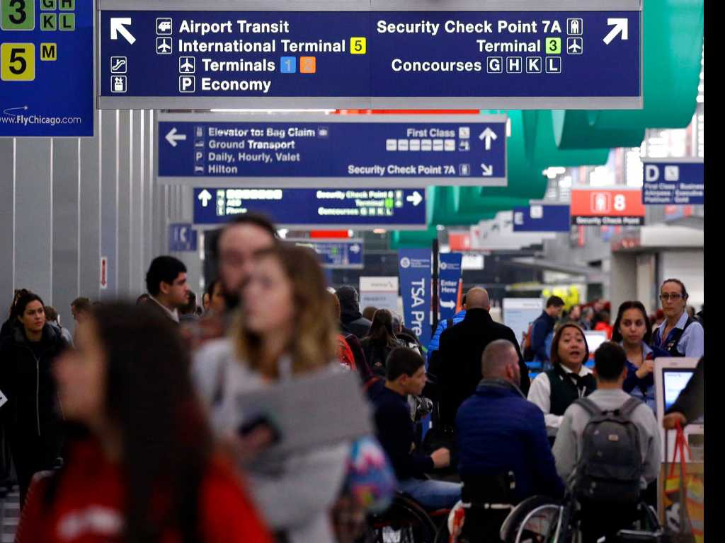 Airlines Getting Better in Key Areas... Except Delays