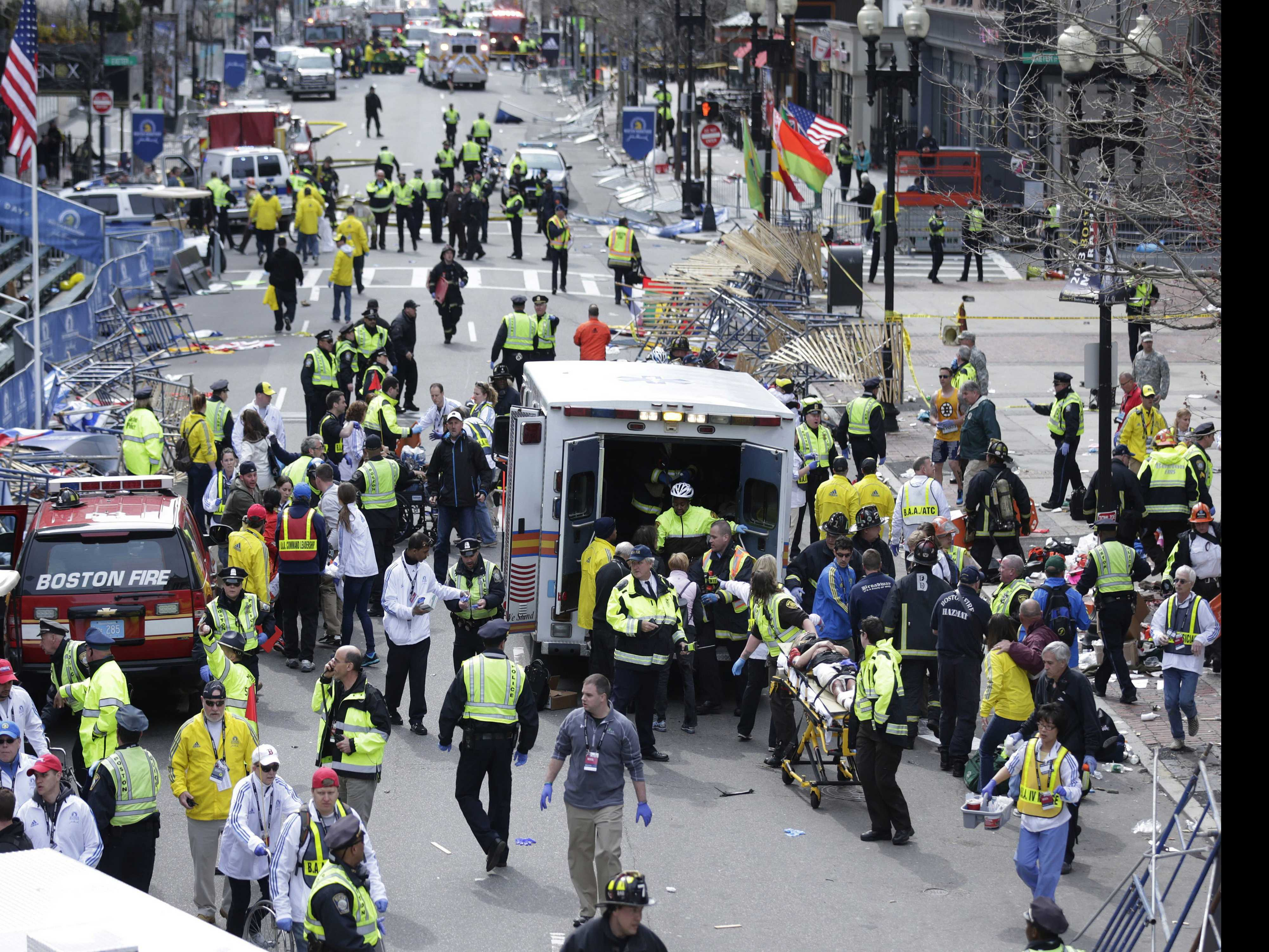 Anti-Extremism Efforts Falter 5 Years After Boston Bombing