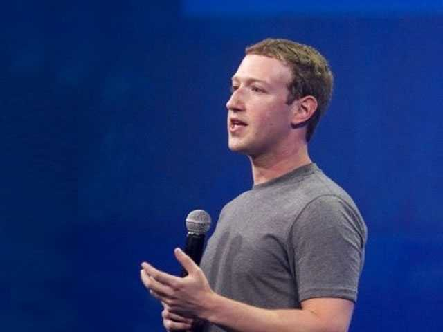 Zuckerberg: Regulation 'Inevitable' for Social Media Firms