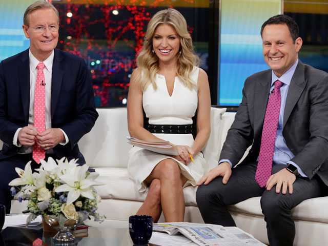'Fox & Friends': Influence Comes with the President's Ear