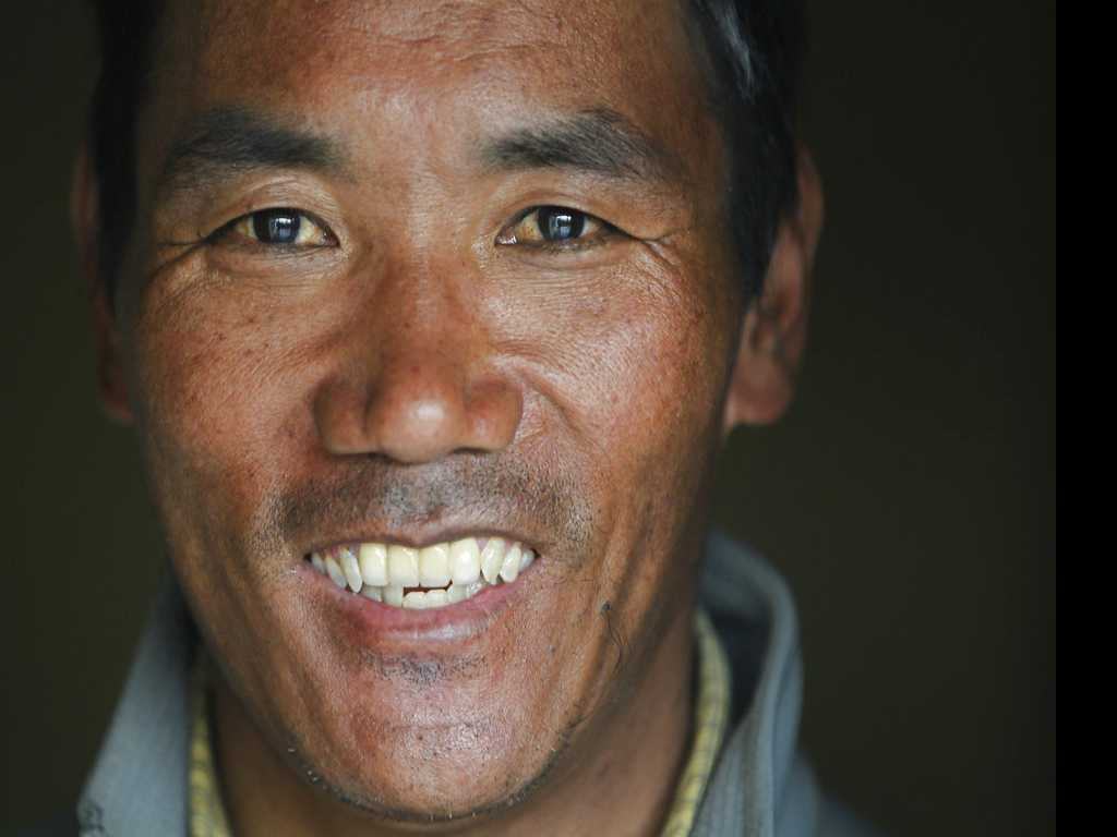 Sherpa Guide Attemps Mt. Everest for 22nd Time