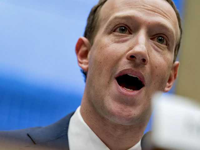 EU Wants Facebook's Zuckerberg to Testify over Data Scandal
