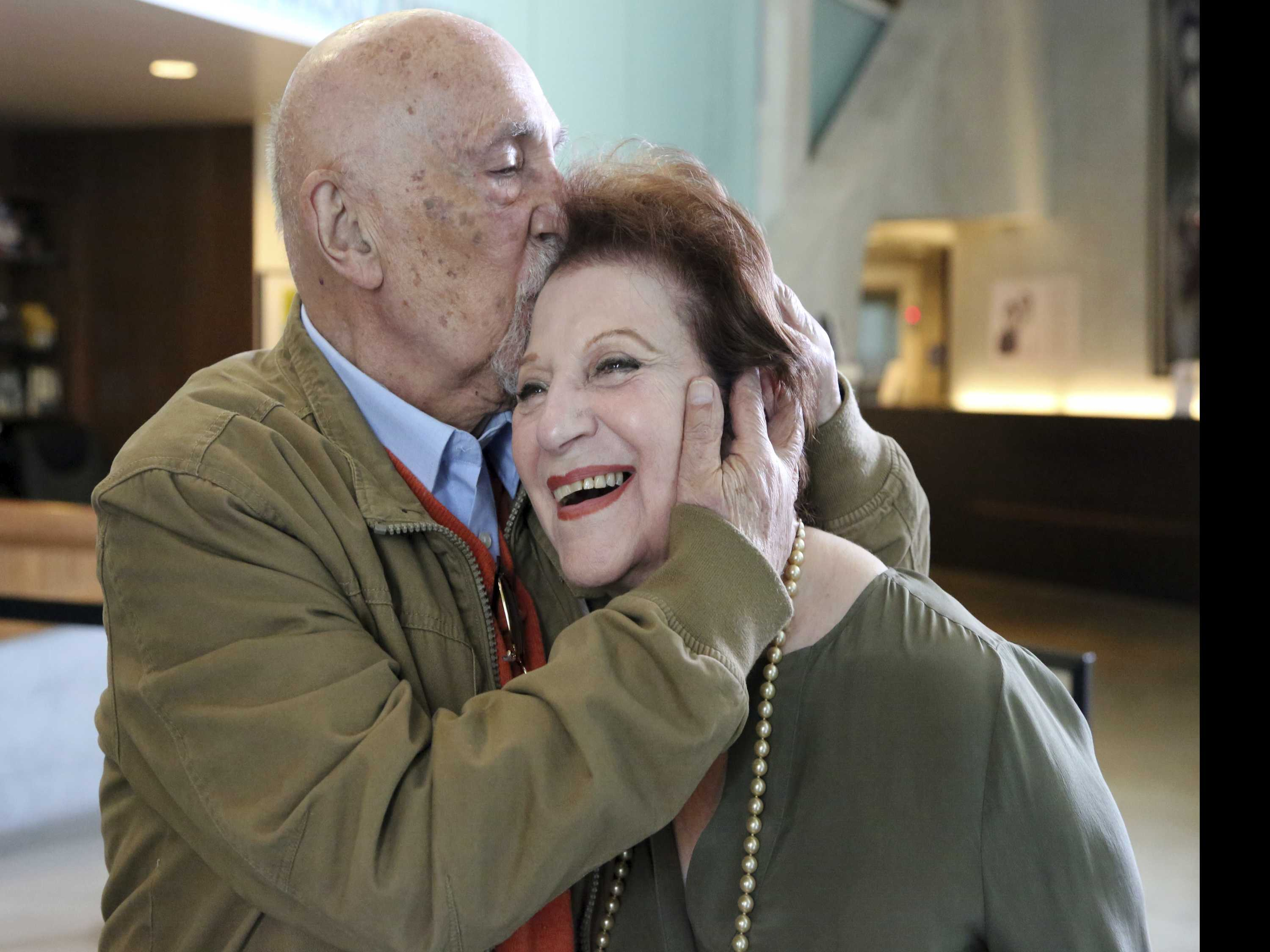 Childhood Holocaust Survivors Reunited After 76 Years