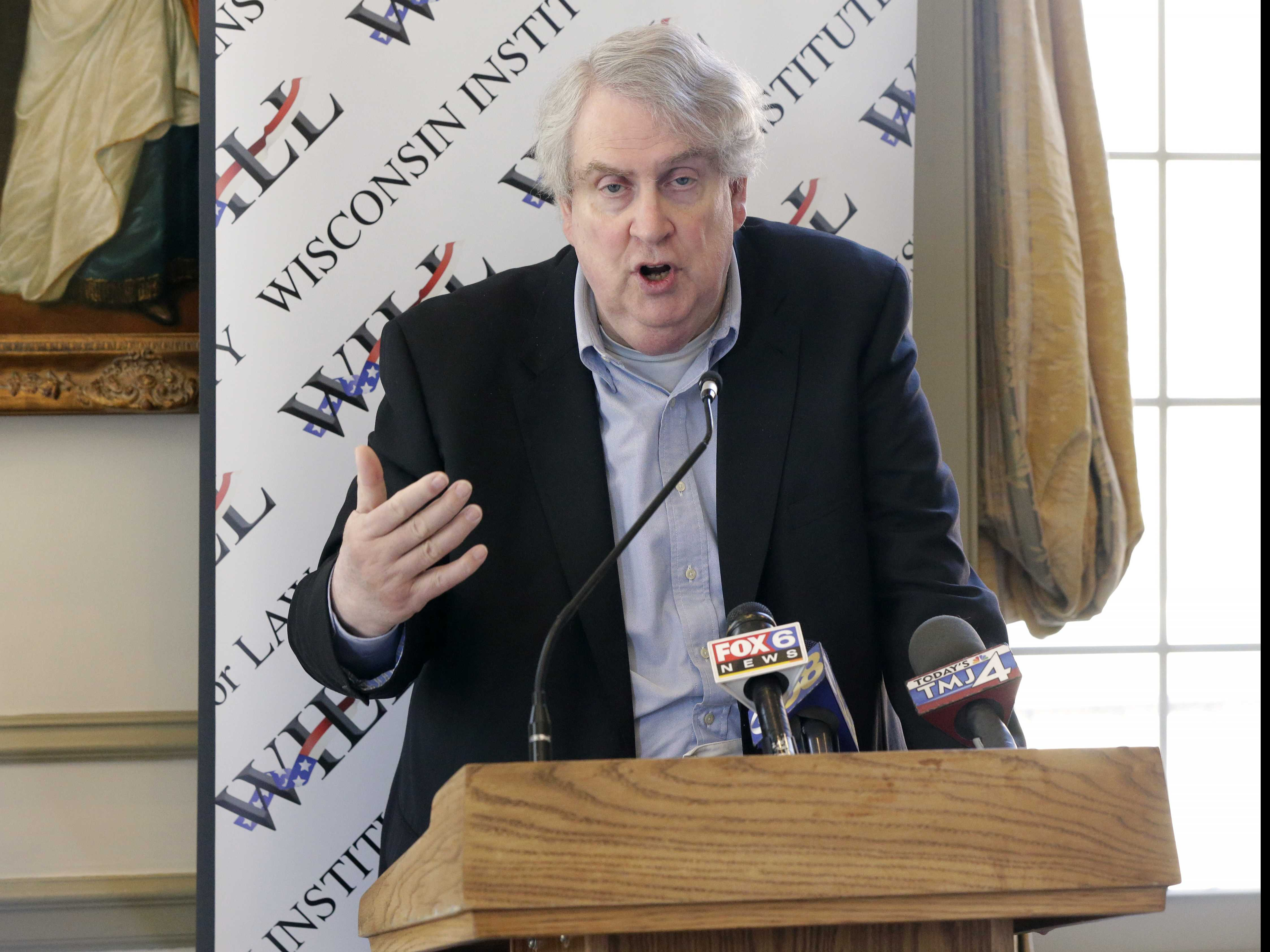 Wisconsin Professor Says Firing Shows Anti-Conservative Bias
