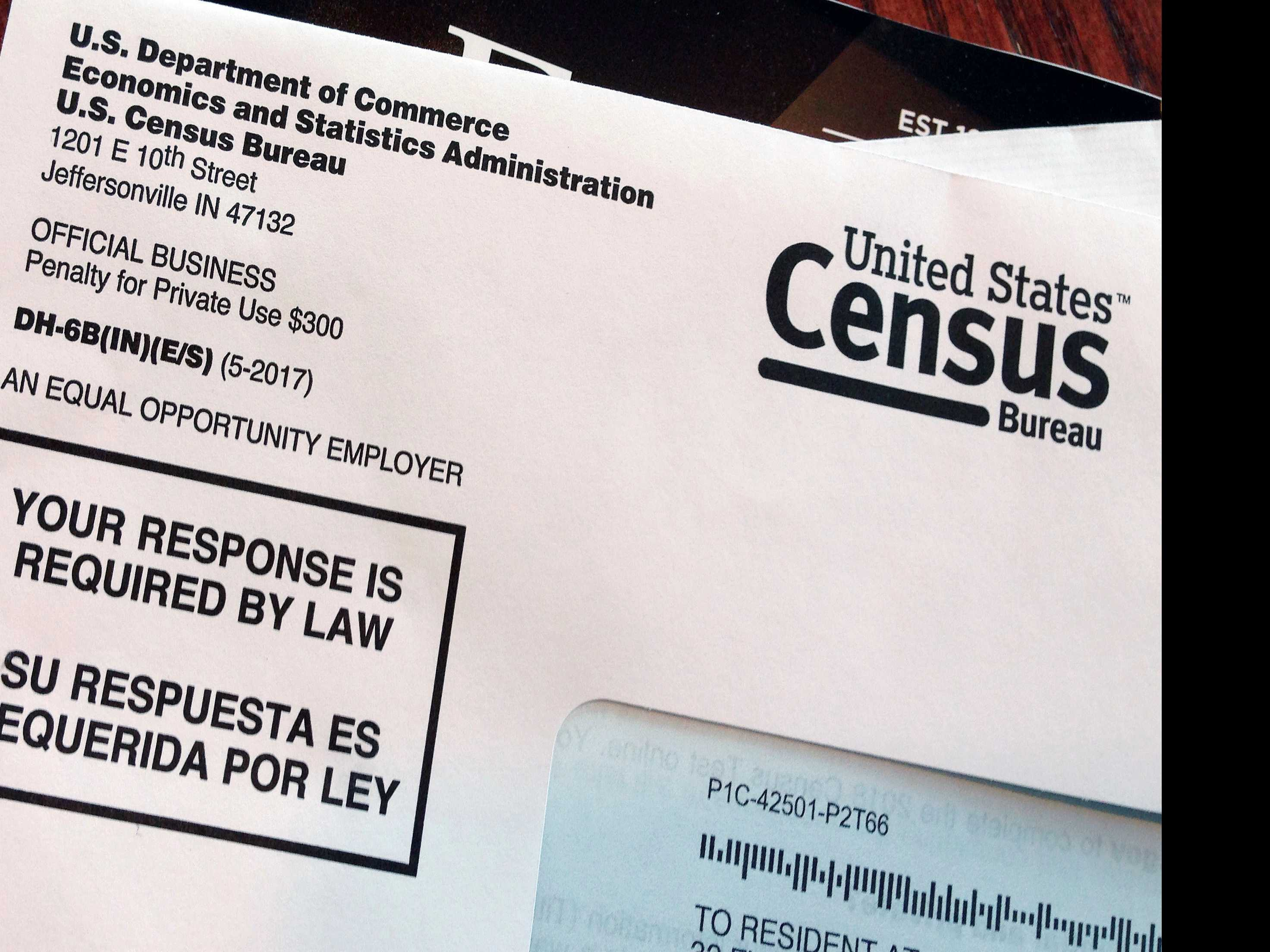 GOP Attorneys General Support Citizenship Question on Census