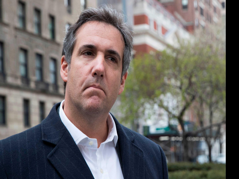 Trump: All Lawyers 'Deflated' by FBI Raid on Michael Cohen