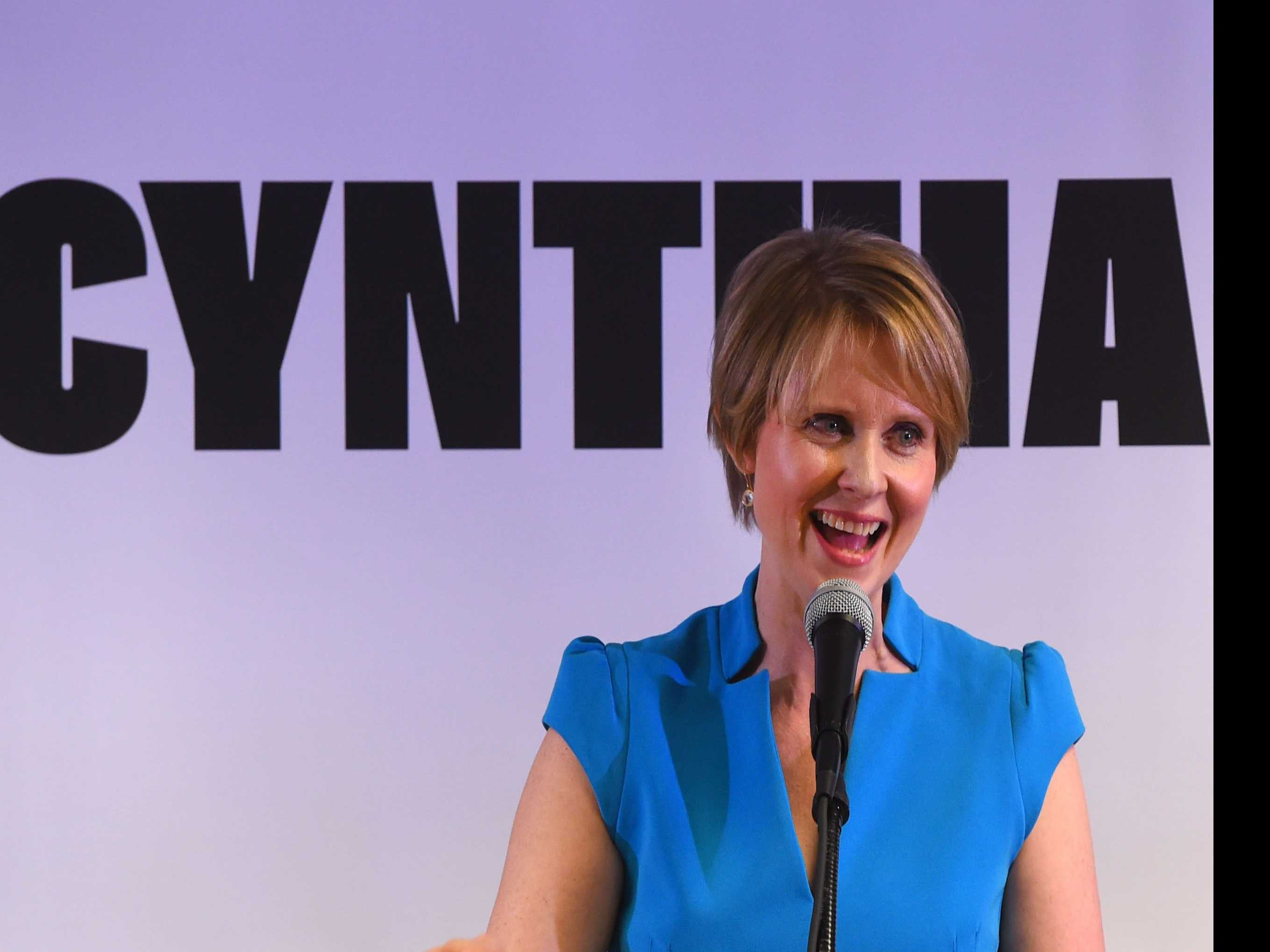 Activist Party Backs Cynthia Nixon in NY Governor's Race